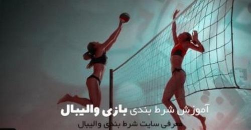 شرط بندی روی والیبال