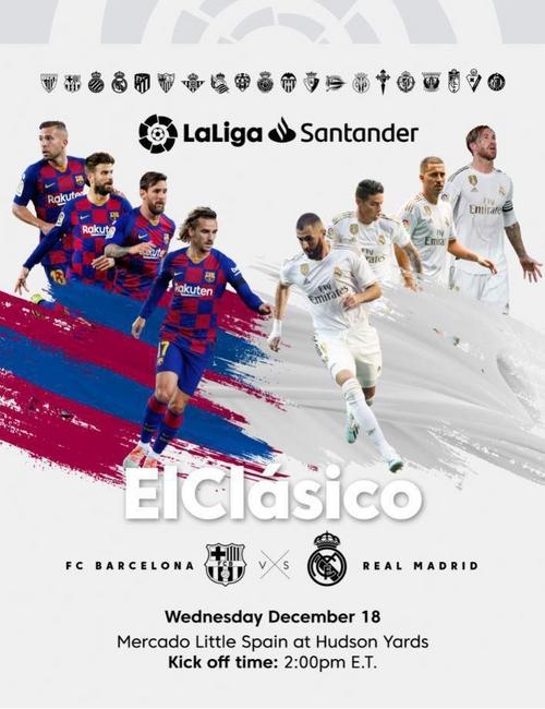 برد رئال مادرید در ال کلاسیکو