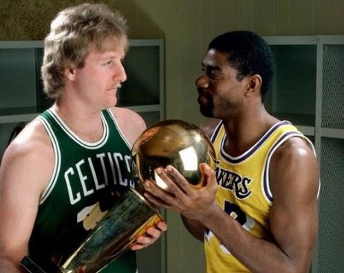 لری برد بازیکن امتیاز آور NBA