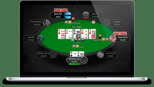 شرط بندی در سایت PokerStars با پول واقعی
