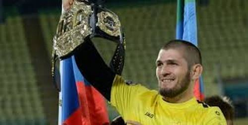 آخرین مبارزه حبیب نورماگومدوف