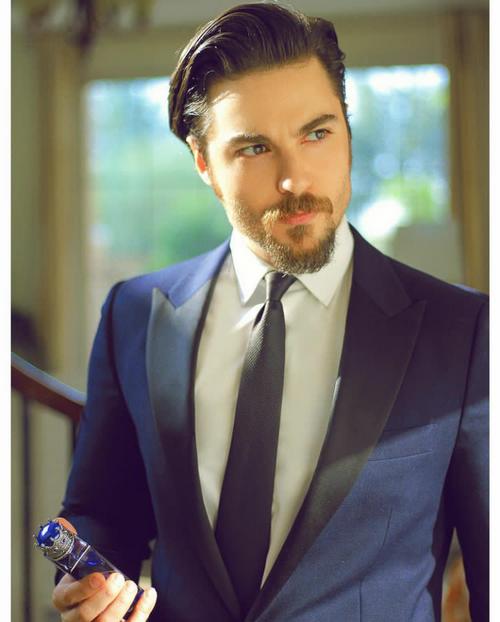 نام برخی از مدل های مرد ایرانی فعال در اینستاگرام چیست؟