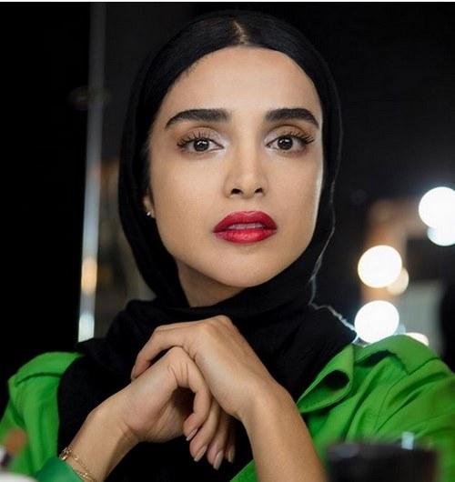 عکس های زیباترین سلبریتی زن ایرانی را در کجا می توان دید؟