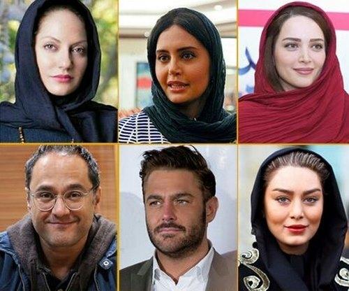 عکس سلبریتی های معروف ایران را در کجا می توانیم مشاهده کنیم؟